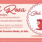 Chá Rosa 29/10/19  Virmond – PR