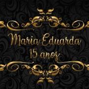 15 anos Maria Eduarda S. Gonçalves – 14 de Novembro de 2021!