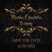 15 anos Maria Eduarda S. Gonçalves – 16 de Janeiro de 2021!